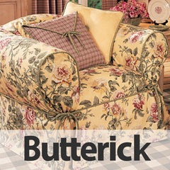 Butterick Patterns - Home Décor / Soft Furnishings