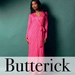 Butterick Patterns - Sleepwear, Pyjamas, Gowns / Robes