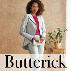 Butterick Patterns - Suits & Coordinates