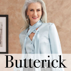 Butterick Patterns - Tops, Shirts & Blouses