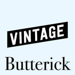Butterick Patterns - Vintage