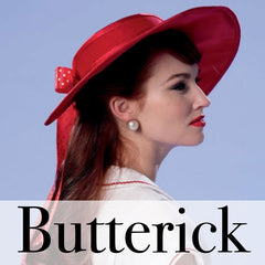 Butterick Patterns - Accessories (Hats, Gloves, Bags etc.)
