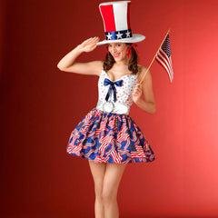 Costume Patterns - Americana