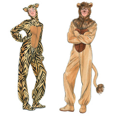 Costume Patterns - Unisex