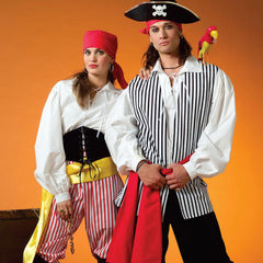 Costume Patterns - Pirate