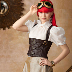 Costume Patterns - Steampunk & Saloon