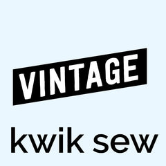 Kwik Sew Patterns - Vintage