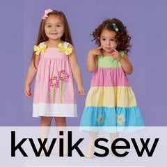 Kwik Sew Patterns for Children, Teens & Toddlers