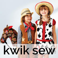 Kwik Sew Patterns - Costumes / Fancy Dress