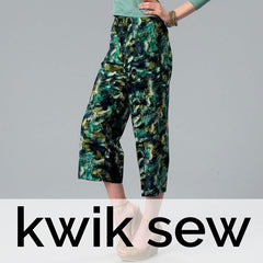 Kwik Sew Patterns - Trousers & Shorts
