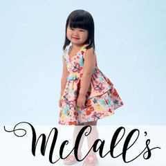 McCall's Patterns for Babies / Small Infants