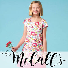 McCall's Patterns for Children, Teens & Toddlers