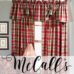 McCall's Patterns - Home Décor