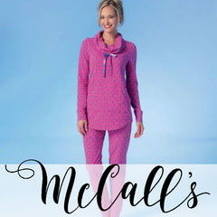 McCall's Patterns - Sleepwear, Pyjamas, Gowns / Robes