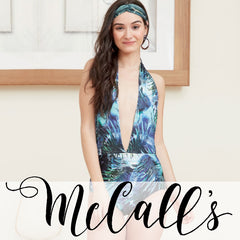 McCall's Patterns - Sports & Swimwear
