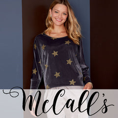 McCall's Patterns - Tops, Shirts & Blouses
