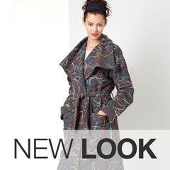 New Look Patterns - Jackets & Coats