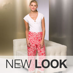 New Look Patterns - Sleepwear, Pyjamas, Gowns / Robes