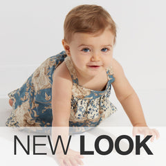 New Look Patterns for Babies / Small Infants