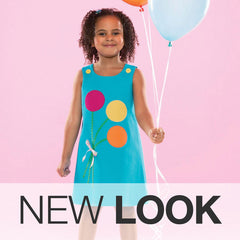 New Look Patterns for Children, Teens & Toddlers
