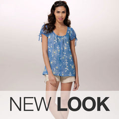 New Look Patterns - Tops, Shirts & Blouses