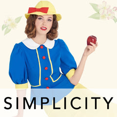 Simplicity Patterns - Costumes / Fancy Dress