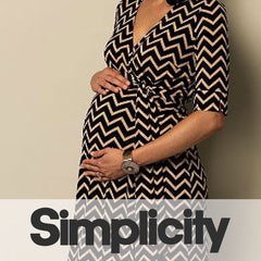 Simplicity Patterns - Maternity Clothing