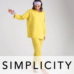Simplicity Patterns - Sleepwear, Pyjamas, Gowns / Robes