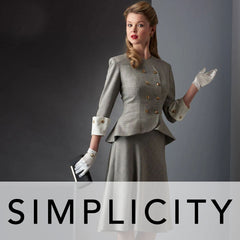 Simplicity Patterns - Suits & Coordinates