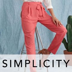 Simplicity Patterns - Trousers & Shorts