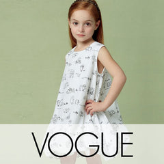 Vogue Patterns for Children, Teens & Toddlers