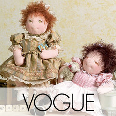 Vogue Patterns - Crafts (Dolls, Toys, Home Décor, Pet Clothes etc.)