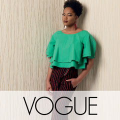 Vogue Patterns - Tops, Shirts & Blouses