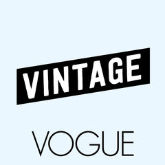Vogue Patterns - Vintage