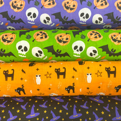 Crafting for Halloween - Fabrics, Patterns & More!