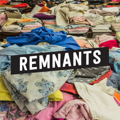 Fabric Remnant SALE - Strictly while stocks last!