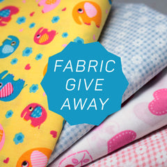 GIVEAWAY - Win £50 worth of fabric from WeaverDee.com!
