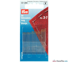 Prym - Sharps Needles - WeaverDee.com Sewing & Crafts