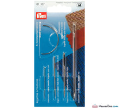 Prym - Repair - Upholstery Needles - WeaverDee.com Sewing & Crafts