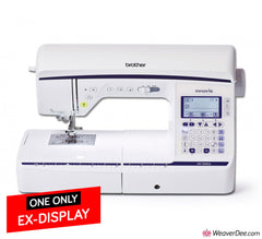 • EX-DISPLAY OFFER • Brother innov-is 1800Q Sewing Machine