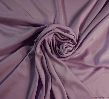 Poly Jersey Fabric - Lilac