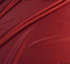 Poly Jersey Fabric - Wine