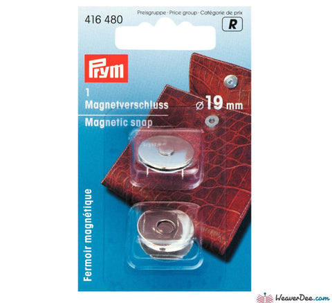 Prym - Magnetic Snap - WeaverDee.com Sewing & Crafts - 3
