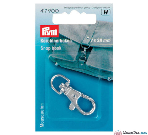 Prym - Snap Hook (Teardrop) - WeaverDee.com Sewing & Crafts - 3