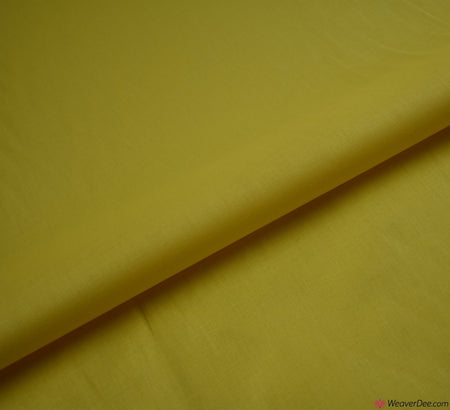 Plain Cotton Fabric / Acid Yellow (60 Square)