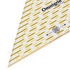 PRYM Omnigrid® Jaunty Triangle Patchwork Ruler / For ¼ Squares up to 20cm