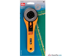 Prym - Olfa Jumbo Rotary Cutter 60mm - WeaverDee.com Sewing & Crafts - 1
