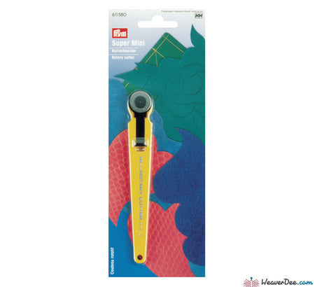 Prym - Olfa Mini Rotary Cutter 18mm - WeaverDee.com Sewing & Crafts - 1