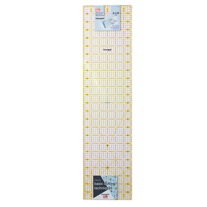 PRYM Omnigrid® Universal Ruler 6 × 24 inch (UK Delivery Only)