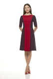 New Look - NL6299 Misses' Dress with Neckline & Sleeve Variations - WeaverDee.com Sewing & Crafts - 4